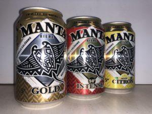 ニューカレドニア 地ビール「マンタ
