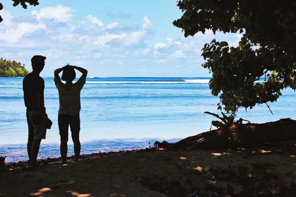 パプアニューギニアのサーフトリップ