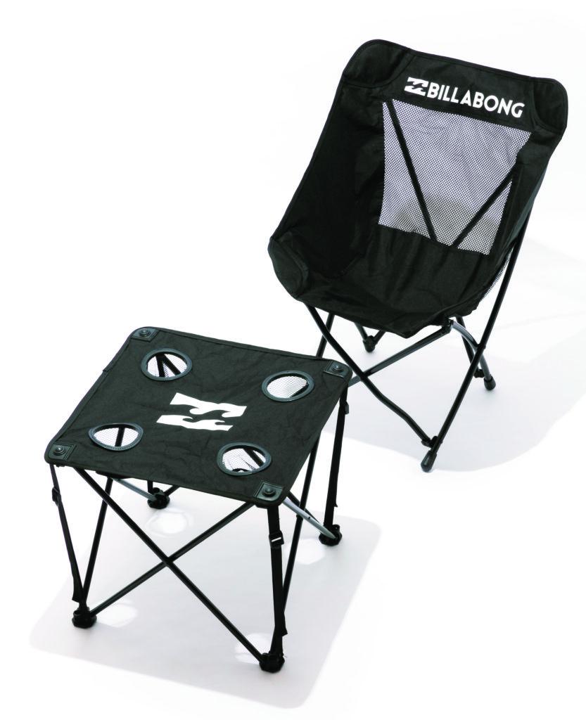 BILLABONG チェア テーブル
