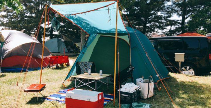 自称「キャンプ経験豊富」な私がはじめてサーフキャンプに行ってみて感じたこと3つ