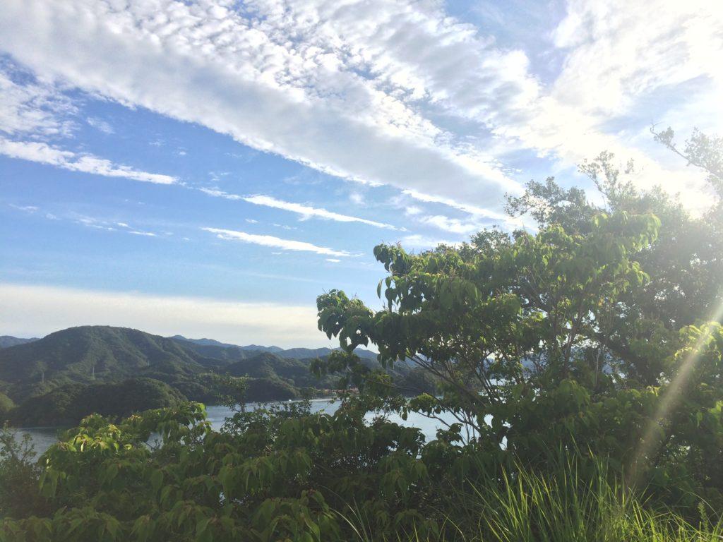 サーフィン トリップ キャンプ まぜの丘 徳島 四国
