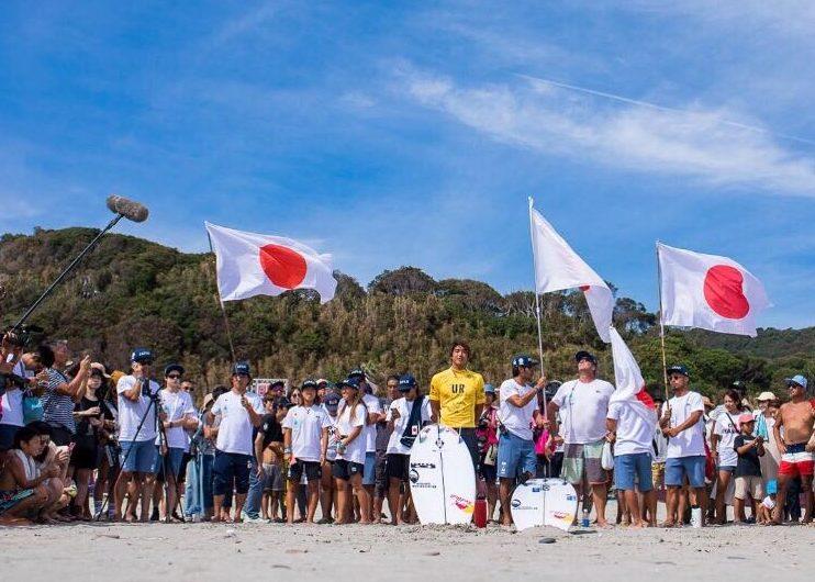 ジャパンオープン 日本代表 五十嵐カノア
