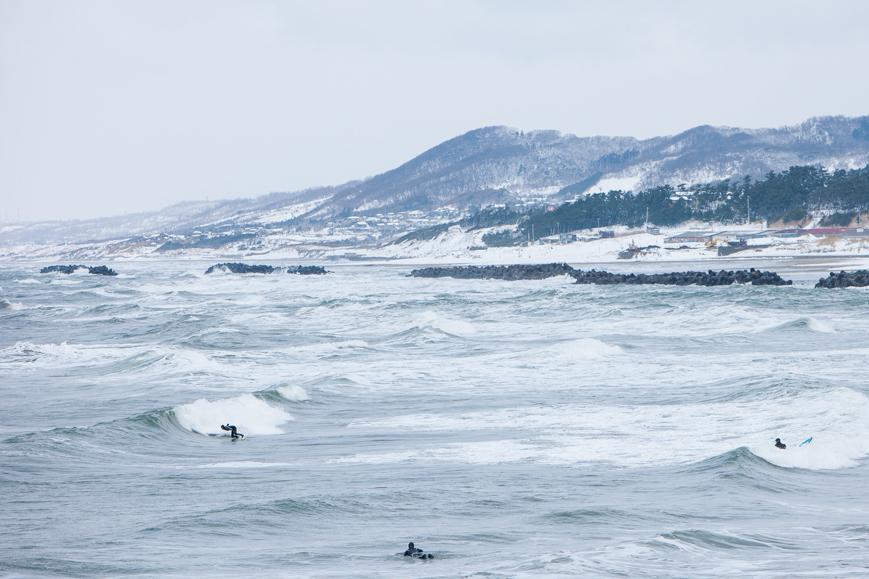 気象予報士が解説!冬の湘南・千葉・日本海で波を当てる! | SURFIN ...