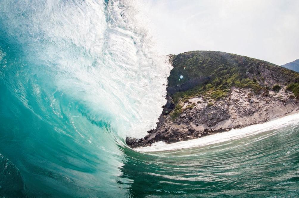 掘れた波攻略法。ダンパーを恐れず、テイクオフするためには?? 小林直 ...