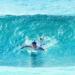 テイクオフ「厚い波、掘れた波」